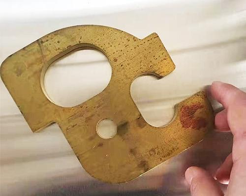 钣金激光切割加工